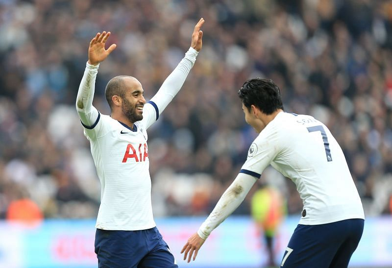 Spurs already have a pair of classy wide forwards in Son Heung Min and Lucas Moura