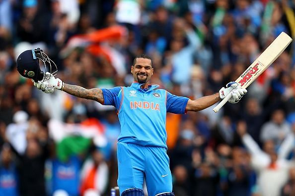 Shikhar Dhawan will make his return from injury