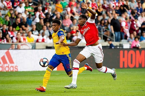 Arsenal v Colorado Rapids