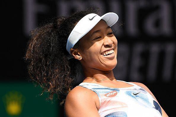2019 Australian Open Champion Naomi Osaka