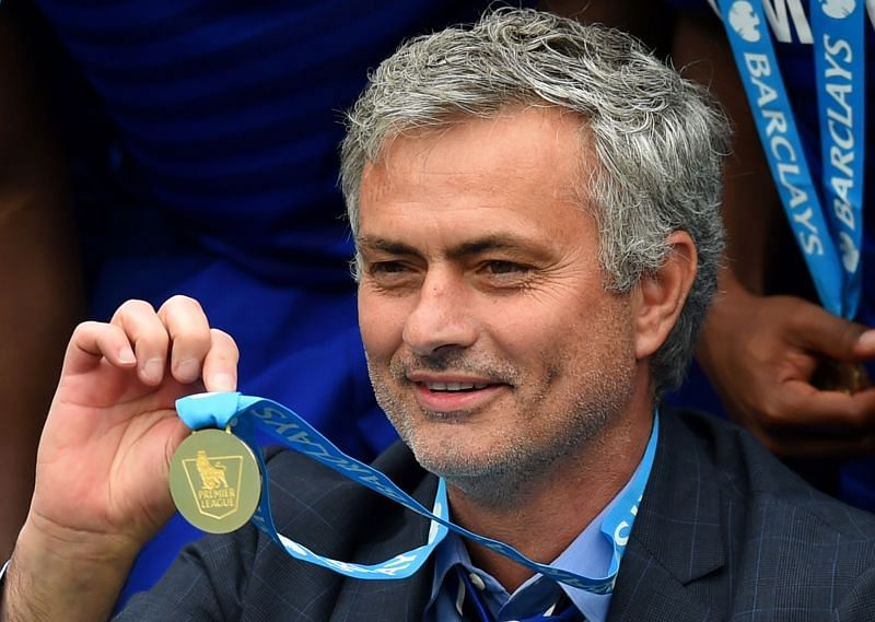 Mourinho has collected 25 major trophies during his impressive managerial career