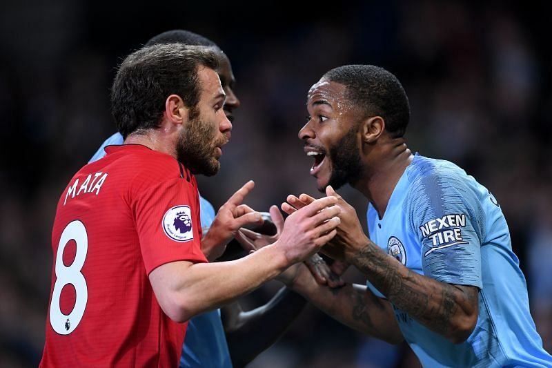 Manchester City v Manchester United - Who will progress to the finals?