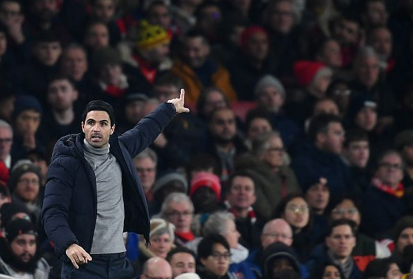 Arsenal are expecting a quiet January transfer window