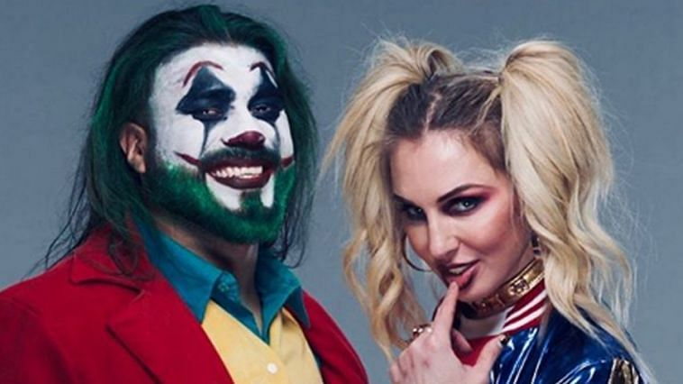Charlotte and Andrade seem to have a lot of fun outside of the ring
