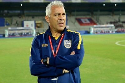 Jorge Costa revelled in his side