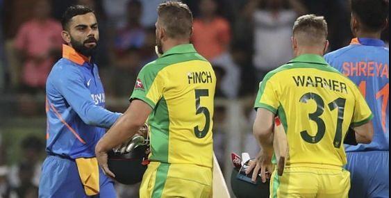 भारत vs ऑस्ट्रेलिया, मुंबई वनडे