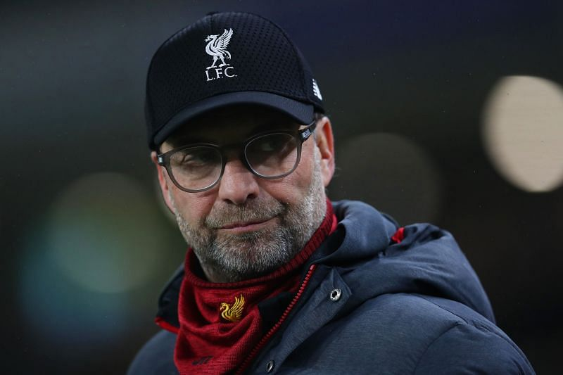 Jurgen Klopp announced that he and his senior team would not be present for Liverpool