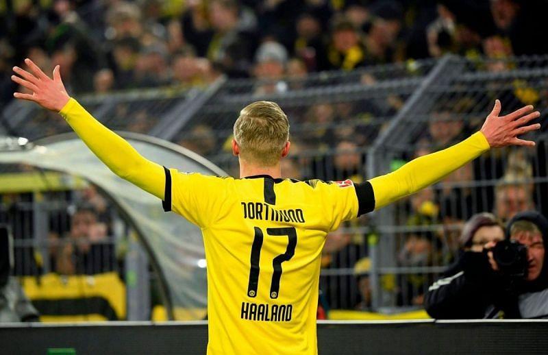 Who Is Borussia Dortmund S New Star Erling Haaland