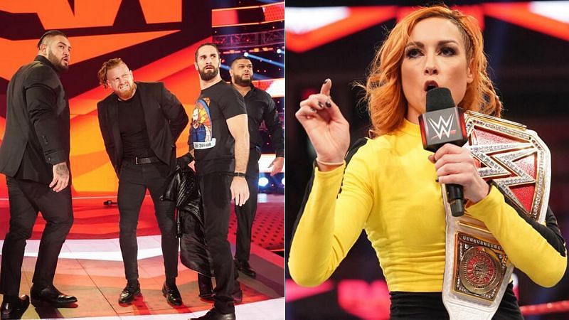 Becky Lynch is the RAW Women