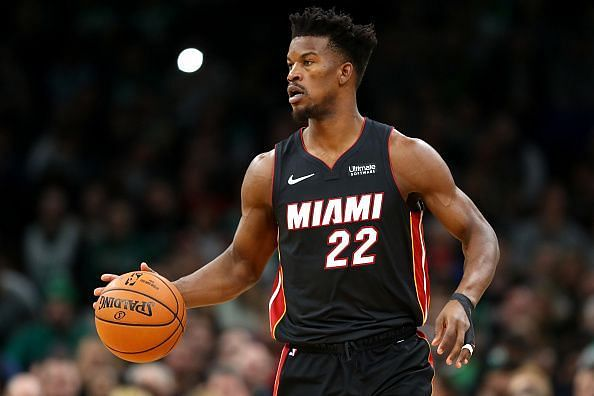 The Miami Heat are believed to be eager to sign a second star to play alongside Jimmy Butler