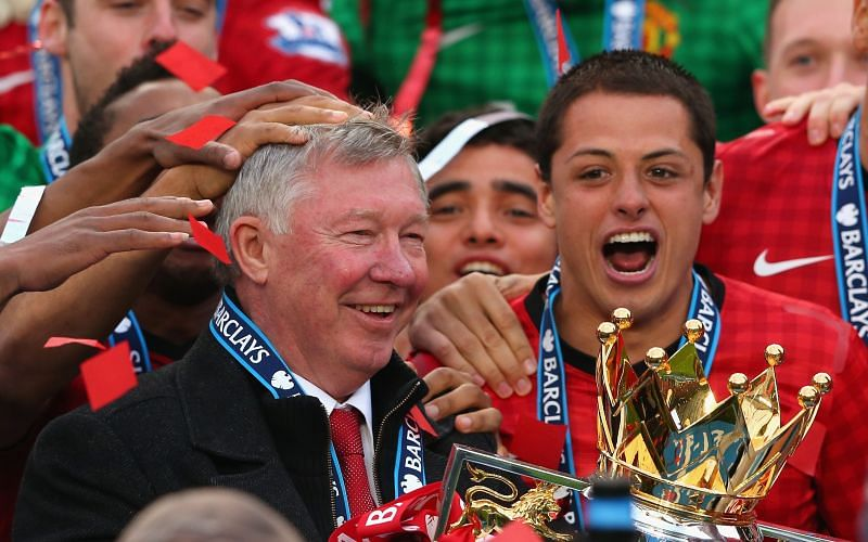 Sir Alex Ferguson guided Manchester United to a three-peat on two different occasions
