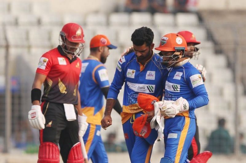 Can Khulna Tigers seal their place in the playoffs?