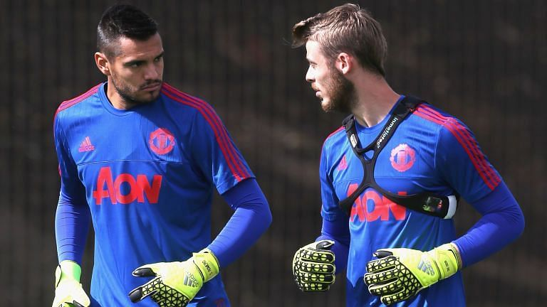 Sergio Romero has done enough to stake a claim for a first-choice role