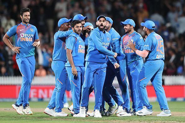 सुपर ओवर में भारत की रोमांचक जीत