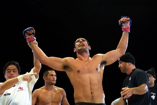 Legendary Heavyweight Antonio Rodrigo Nogueira was already past his prime when he joined the UFC