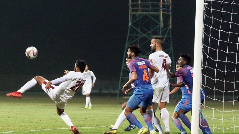 Mohun Bagan registered a 1-0 victory against Indian Arrows
