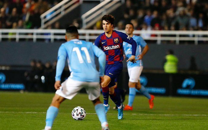 Barcelona were uncharacteristically sloppy on the ball