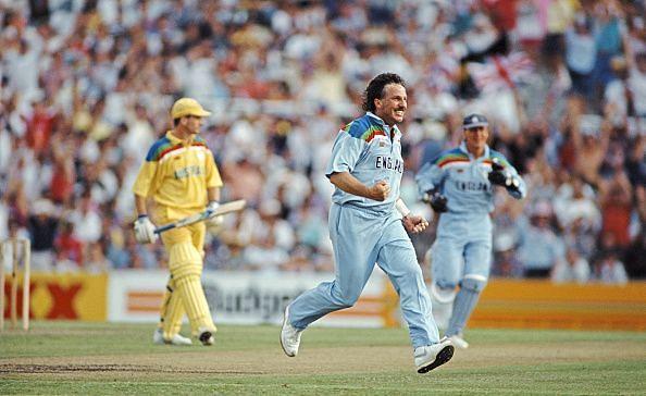England v Australia 1992 Cricket World Cup