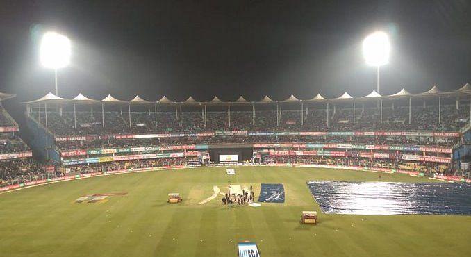 भारत-श्रीलंका पहला टी20 रद्द
