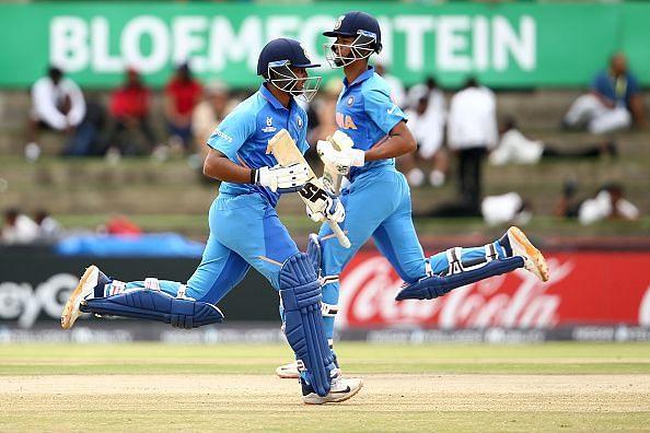 भारत की शानदार जीत