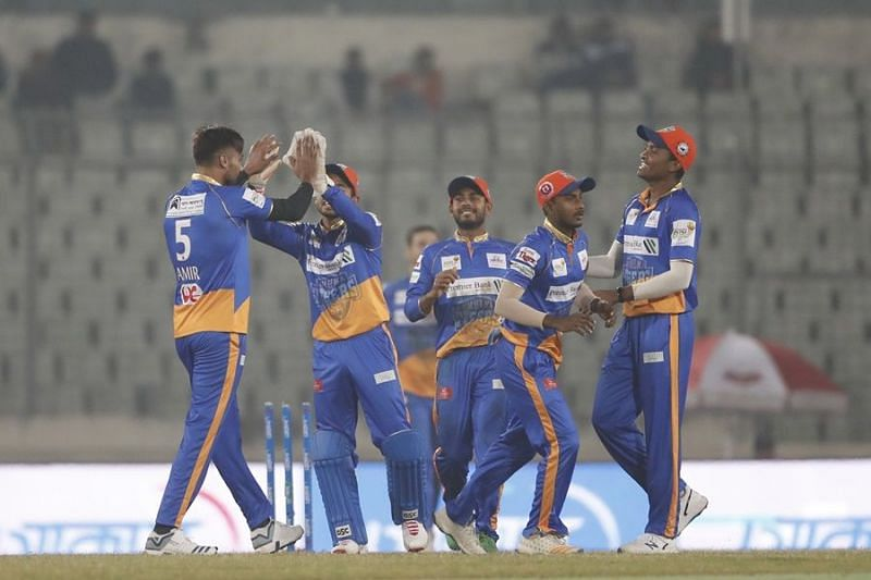 Mohammad Amir took 6 wickets for Khulna Tigers