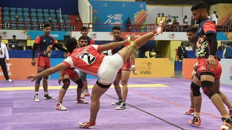 Maharashtra vs Chandigarh (Group A match)