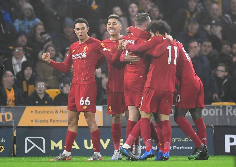 Liverpool are on course for a maiden Premier League title