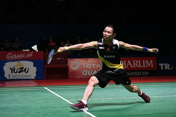 Tai Tzu Ying needs to regain the top position in rankings