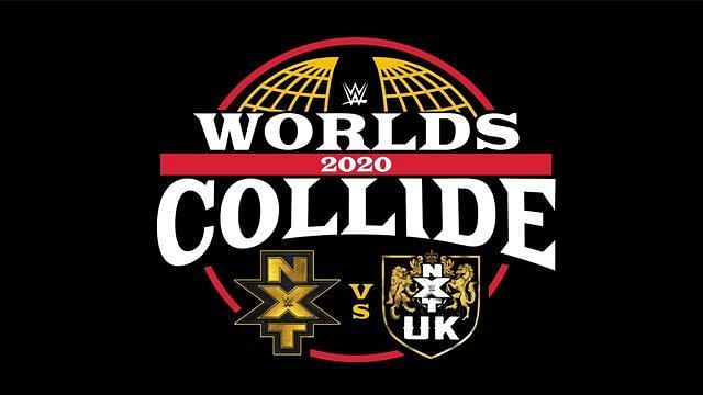 A dream match awaits the NXT and NXT UK Universe at Worlds Collide.