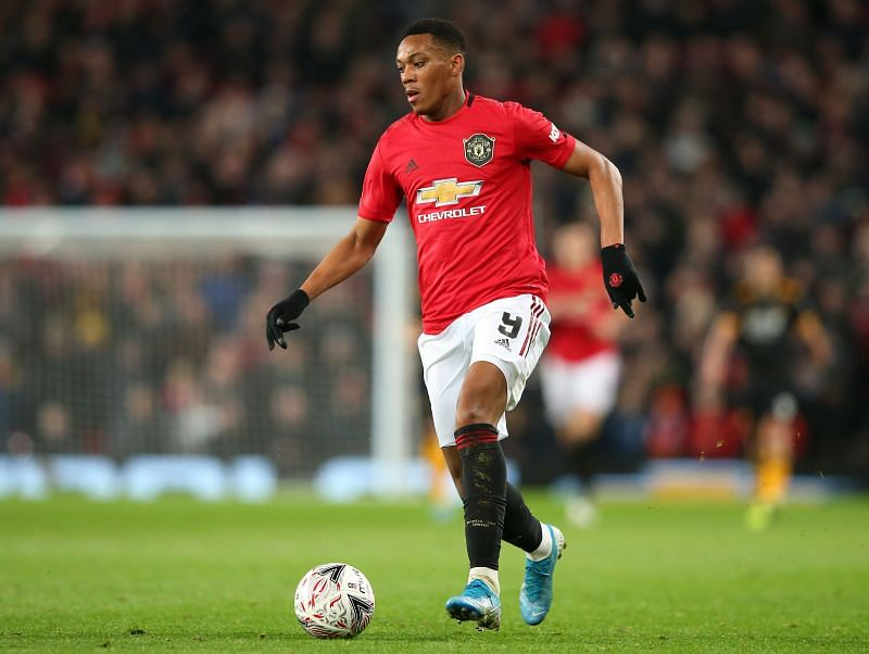 Anthony Martial was in fine form against Tranmere Rovers
