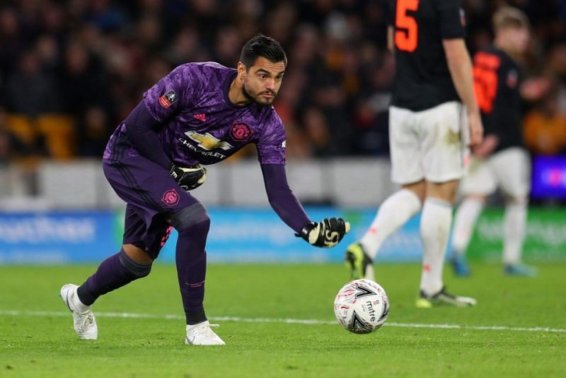 Sergio Romero has never disappointed when given the chance