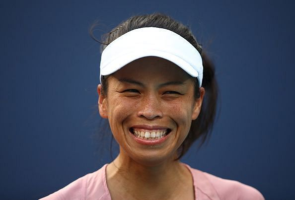 Hsieh Su-Wei will be a tough opponent to get past.