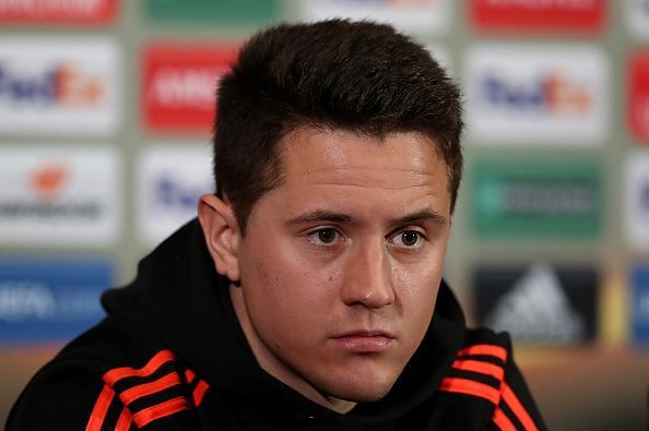 Manchester United are yet to sign Ander Herrera