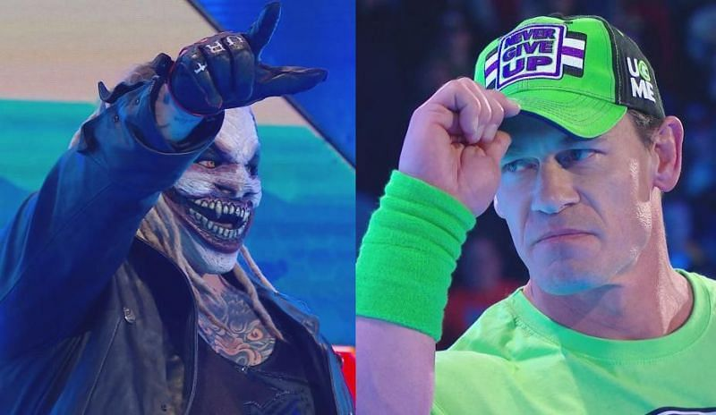The Fiend and Cena