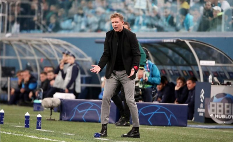 Nagelsmann is only 32 and managed 1899 Hoffenheim from 2016-2019