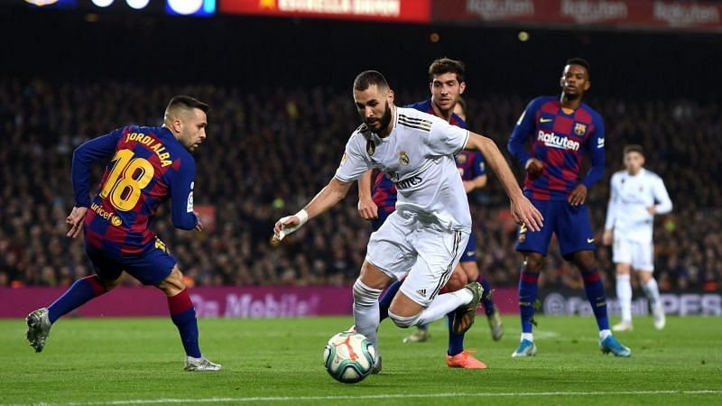 Real Madrid and Barcelona resume hostilities at the Bernabéu on Sunday