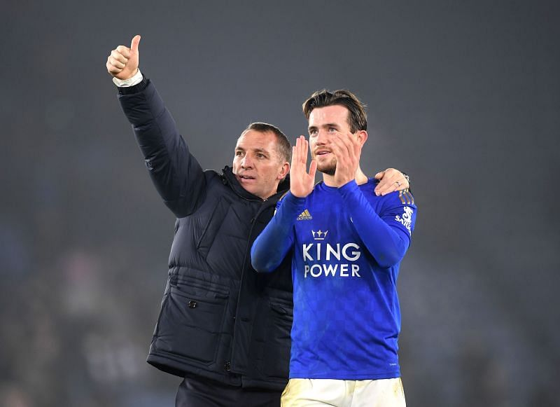 Before the arrival of Brendan Rodgers last season, Leicester were lying mid-table