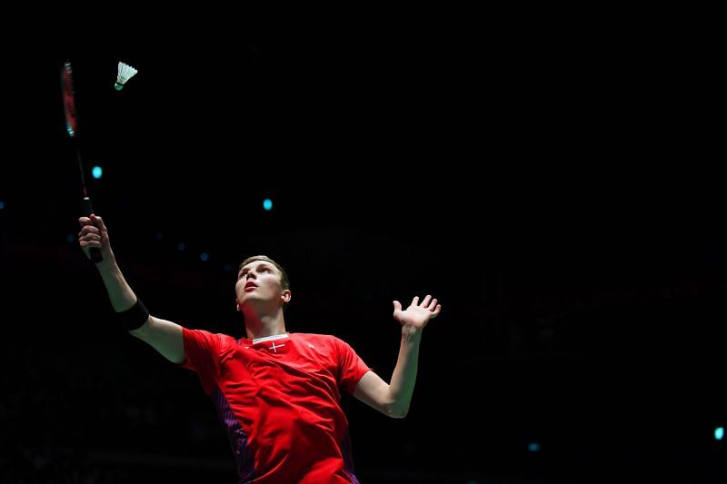 Axelsen won but wasn