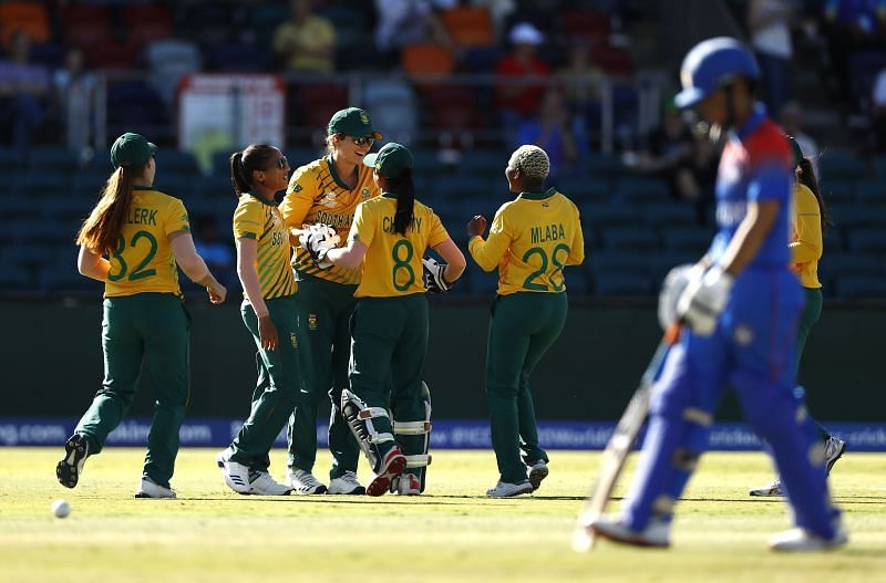 South Africa vs Thailand