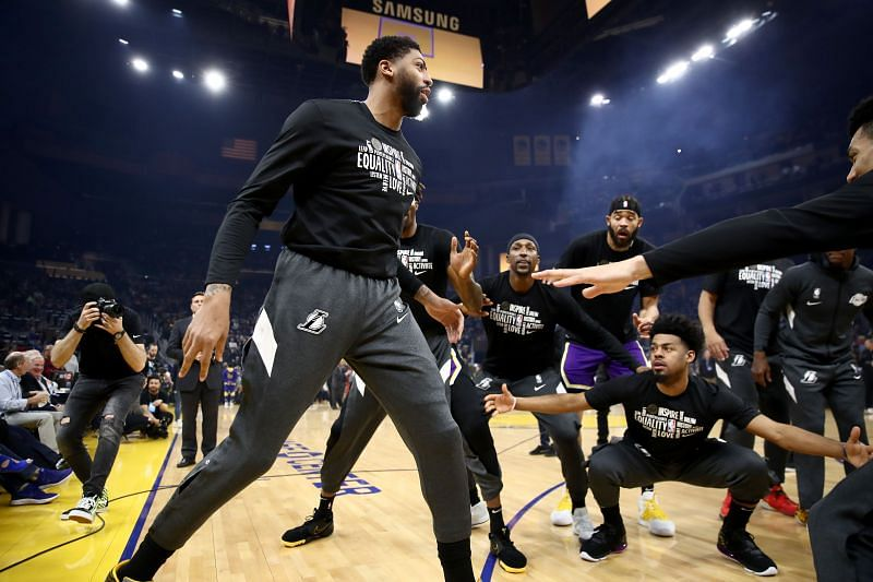 Los Angeles Lakers are one of the best defensive teams in the league