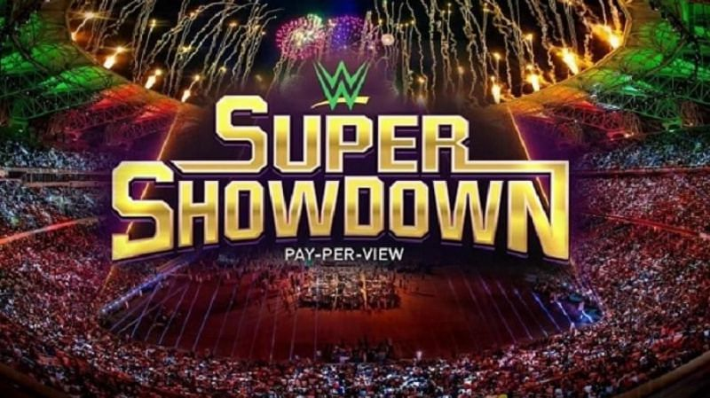 What does WWE have planned for Super ShowDown?