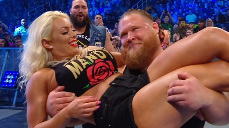 Otis and Mandy Rose are on the path to greatness