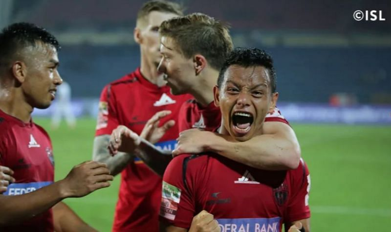 Redeem Tlang was at the forefront of the impressive shifts put in by NorthEast United