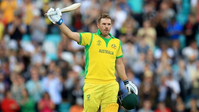 Aaron Finch led from the front against South Africa as the visitors claimed a 2-1 series win