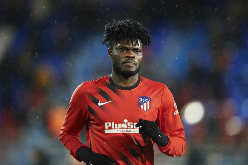 Partey was solid against Liverpool