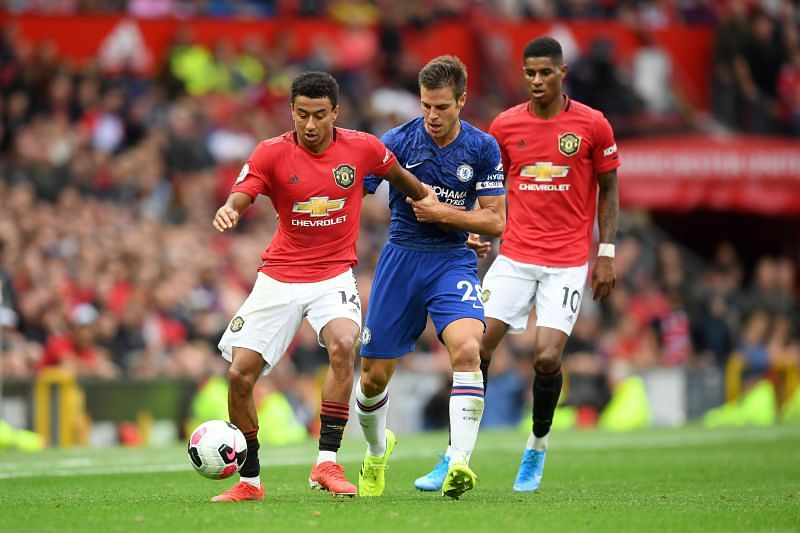 Chelsea host Manchester United at Stamford Bridge in the Premier League