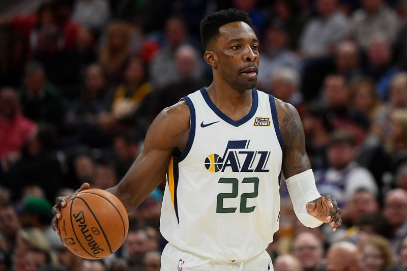 Jeff Green spent the first half of the season with the Utah Jazz before being waived in December