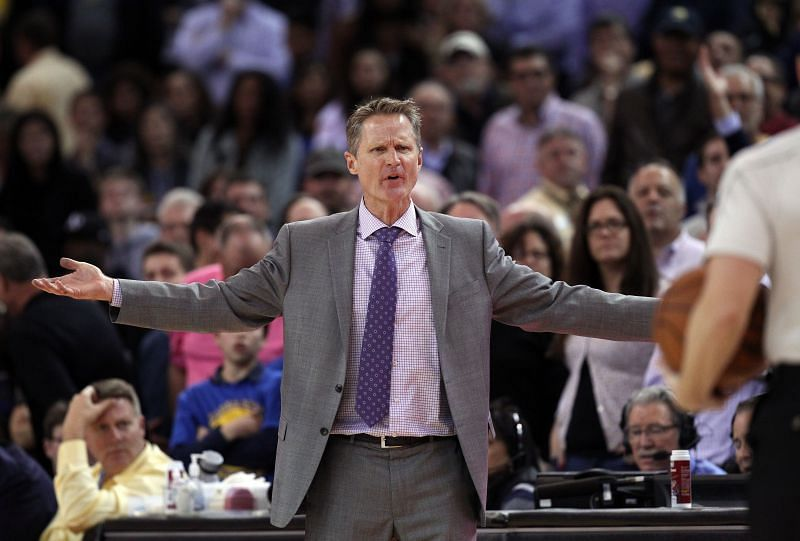 Steve Kerr is among the few NBA coaches that captured a championship during their playing days