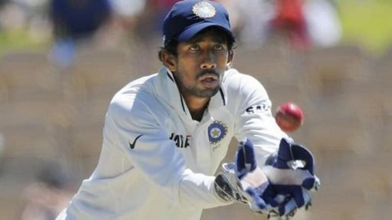 Saha is back as the keeper for India
