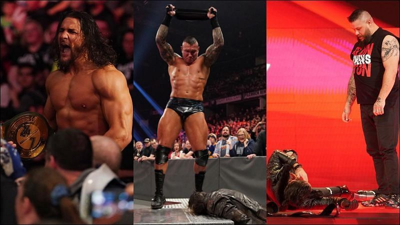 RAW went through a rough patch this week